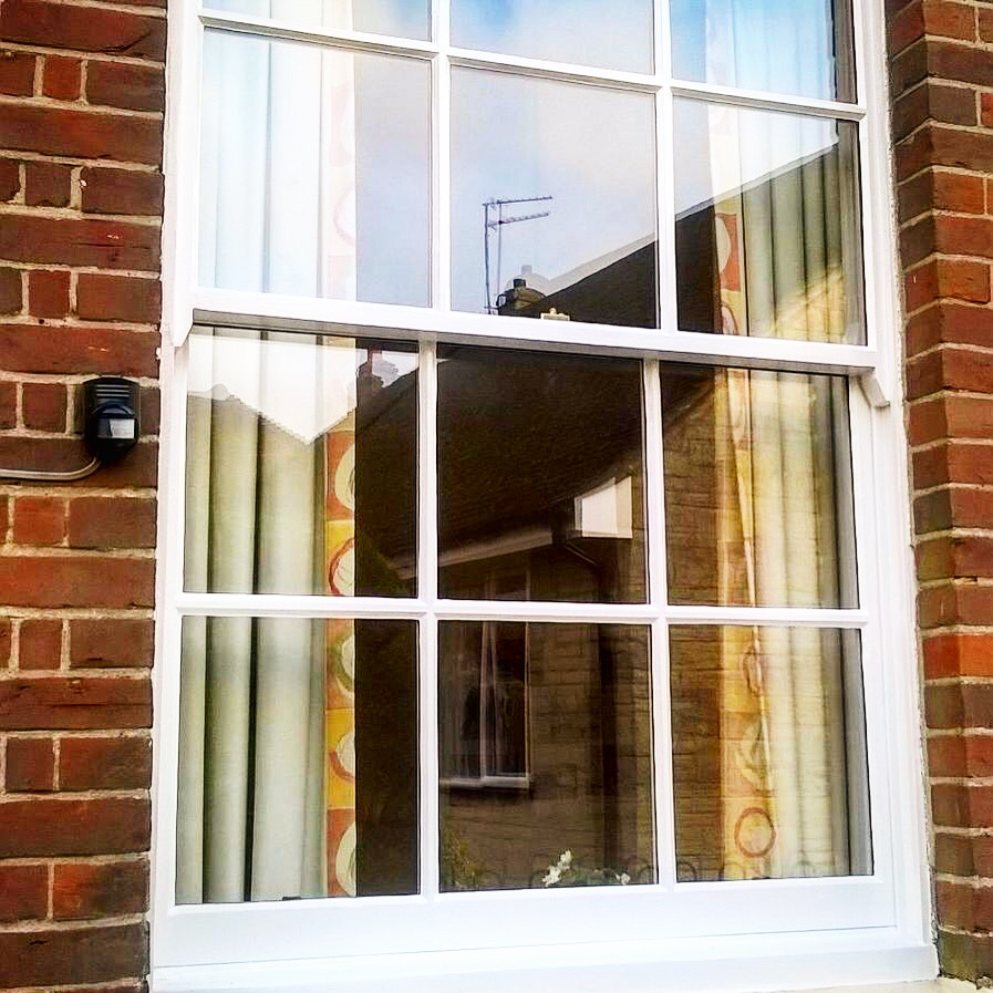 Sash Window Security