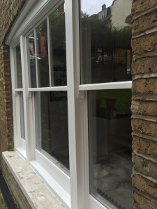 sash windows hackney